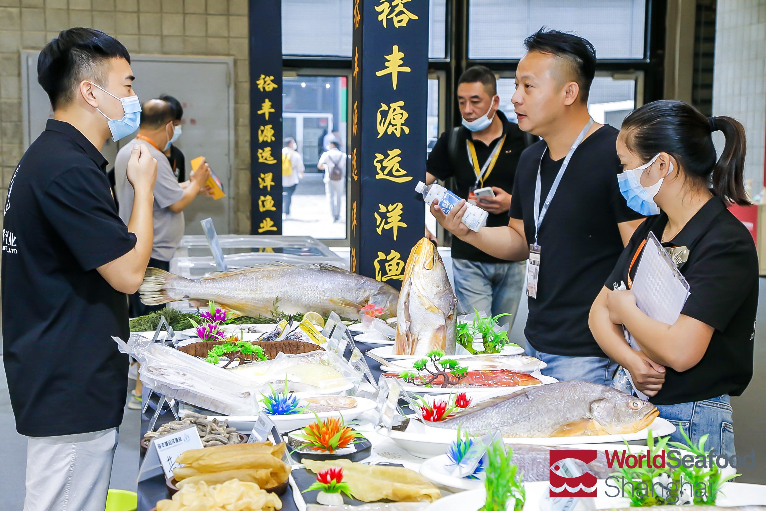 2020第15届上海国际渔业博览会圆满落幕,实力演绎年度饕餮盛会,期待明年再相聚!(图12)