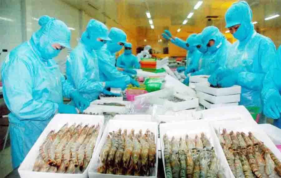 越南水海产品2021年1月份出口反弹,增长20%(图2)